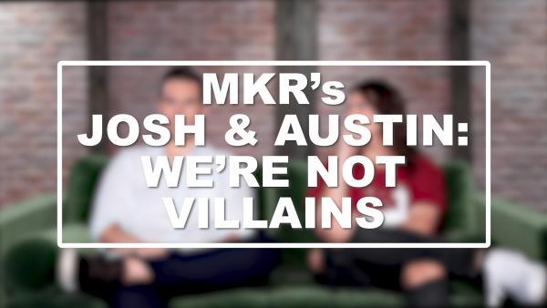 My Kitchen Rules 2019: Manu Feildel on Josh and Austin