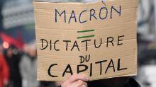 Emmanuel Macron: «Essayez la dictature et vous verrez!»