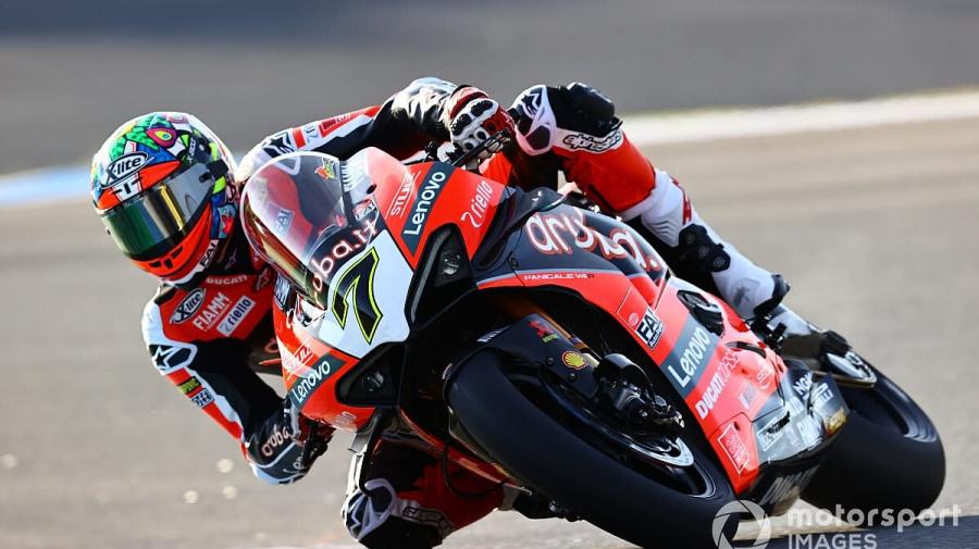Estoril WSBK: Davies leads Ducati 1-2 in season finale