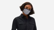 Everlane is now making non-medical face masks — and they're giving back, too