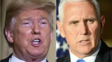 Maddow Reveals How Trump May Have Thrown Pence Under The Bus To Save Himself