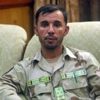 Top Afghan police chief killed in shooting, U.S. general unhurt