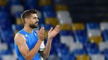 Former Spain striker Llorente joins Udinese from Napoli