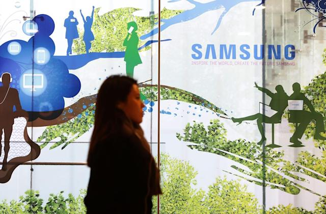 Samsung projects record high profit for Q3 2018