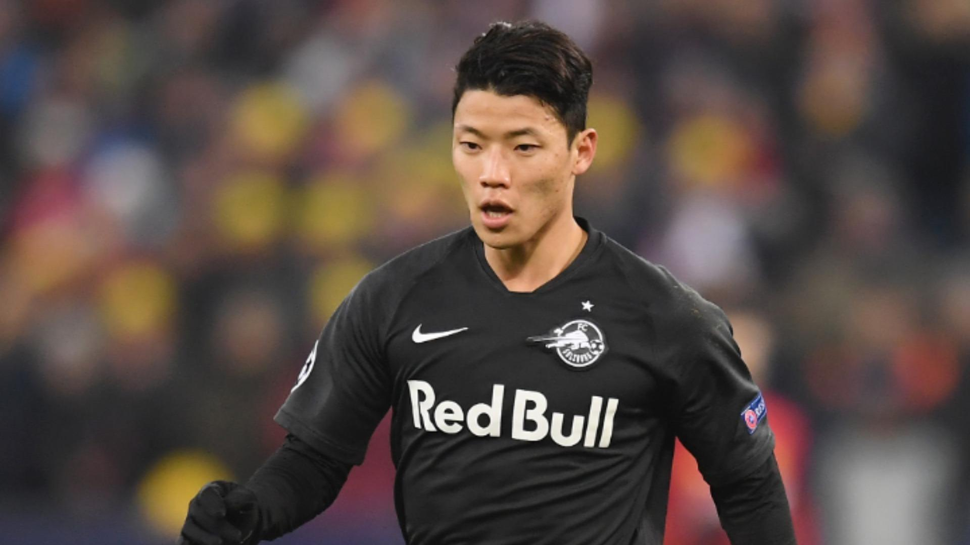 Hwang Hee-chan takes Werner's old number as he swaps Salzburg for RB Leipzig