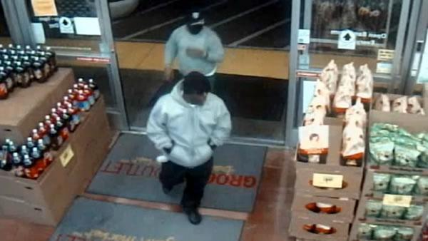 San Leandro police search for crime spree suspects