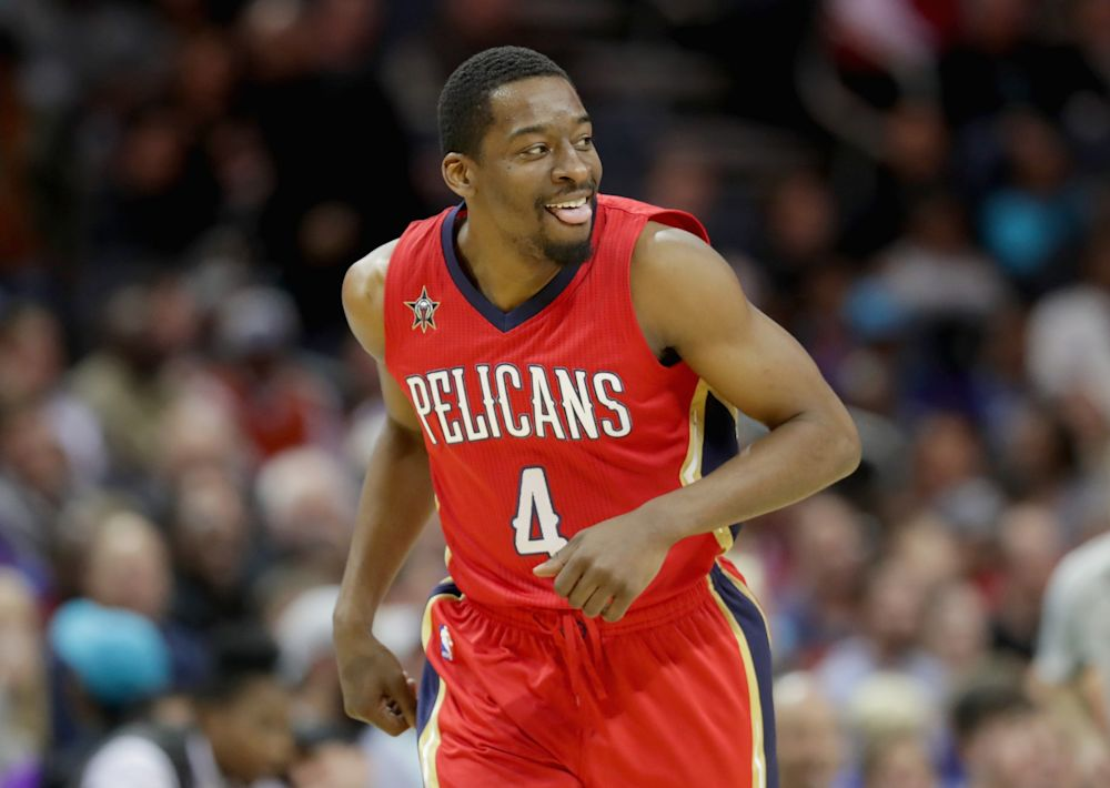 In a spiritual sense, Jordan Crawford has always been a Big Baller. (Getty Images)