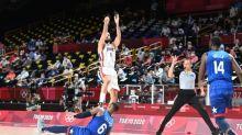 JO - Basket (H) - La France domine les États-Unis pour son premier match des JO