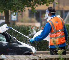 Coronavirus news – live: New social lockdowns announced as Vallance warns virus 'not under control' in UK
