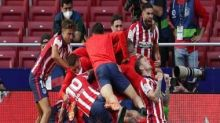 LaLiga: Luis Suarez's dramatic late winner for Atletico Madrid takes title race to last day; Eibar relegated