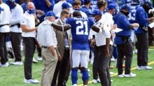 Giants have void to fill against the Rams if Jabrill Peppers cannot play