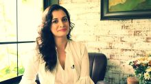 Don't Let Marks Cut You Down to Size, Dia Mirza's Advice