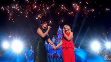 Kristen Bell and Idina Menzel reunite to sing latest 'Frozen' hit