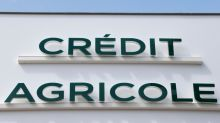 Credit Agricole shares fall as French retail banking disappoints