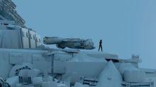'Star Wars' Concept Art Reveals Early Ideas For a Very Different, Cooler Jakku