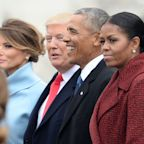 Michelle Obama Admits She Stopped Smiling at Trump's Inauguration to Prove a Point