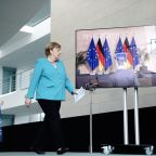 Merkel says 'every day counts' in passing EU recovery fund