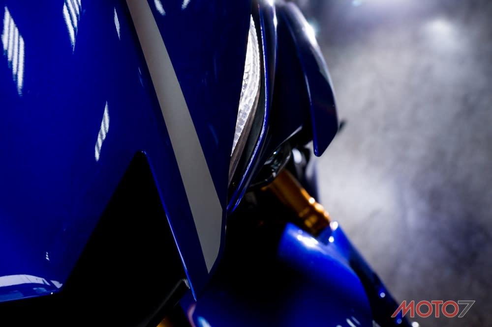 新世代600仿賽:2017 YAMAHA YZF-R6 實車登台