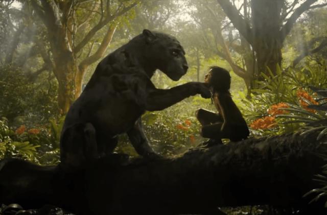 Netflix's 'Mowgli: Legend of the Jungle' debuts December 7th