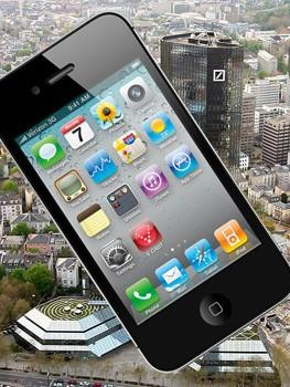 Deutsche Bank ditches BlackBerry for iPhone, Apple puts chink in RIM's enterprise armor