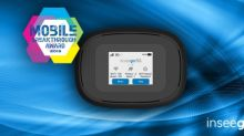 Inseego's 5G MiFi® M1000 Mobile Hotspot Named Mobile Broadband Solution of the Year