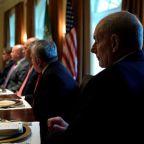Trump defends congratulatory phone call to Putin