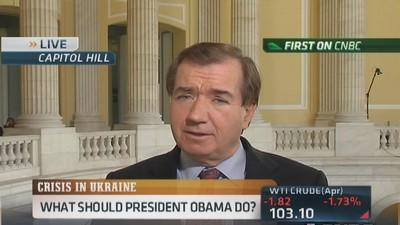 Rep. Royce: Isolate Russia diplomatically