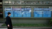 日圓走強 日股挫近2%