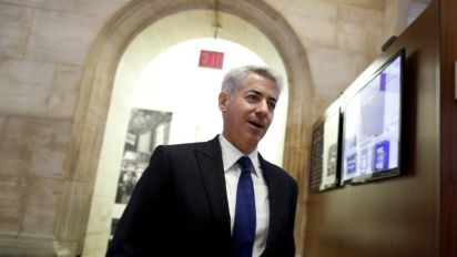 Bill Ackman cuts a fifth of Pershing Square staff