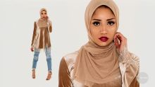 Muslim designer brings modest fashion to 'Project Runway' for the win