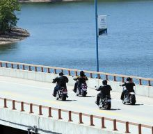 'We're Not Scared': Tens of Thousands of Motorcyclists Pack Lake of the Ozarks for Bike Rally