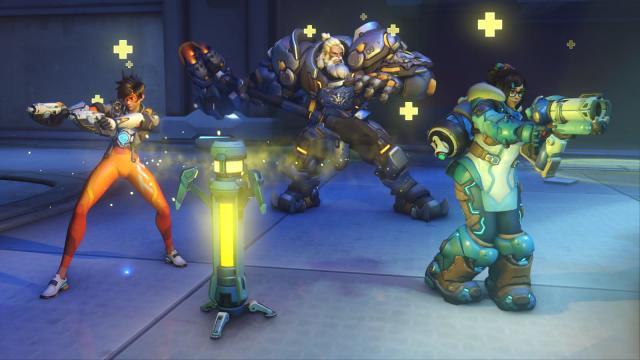 'Overwatch' lead writer Michael Chu leaves Blizzard