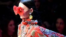 Dolce & Gabbana Put On Another Spectacular Show