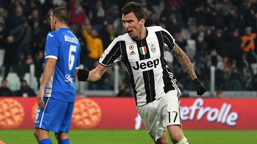 Mandzukic danger for Barca - How super, selfless Mario can outshine Messi and co