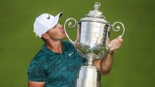 Koepka joins golf greats with US PGA win