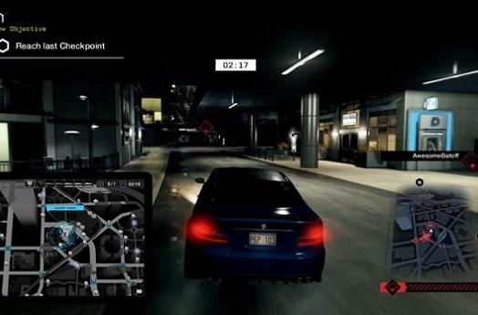 Watch Dogs mobile griefing app out today