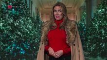 Stephen Colbert Just Wants To Make Sure Melania Trump Isn't Miserable