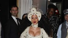 7 Met Gala moments everyone is buzzing about, from Cardi B's entourage to Kendall Jenner's red-carpet behavior