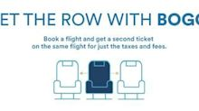 BOGO and 'Get the Row:' Alaska launches BOGO sale for travel systemwide