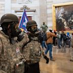 Arrests Of Far-Right Militia Members Reveal Extent Of Extremists' Role In Capitol Riot
