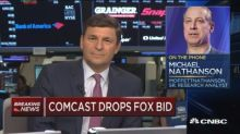 We'd buy Fox for the 'New Fox' value, says analyst