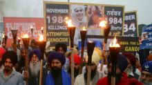 Indian politician gets life over 1984 anti-Sikh riots
