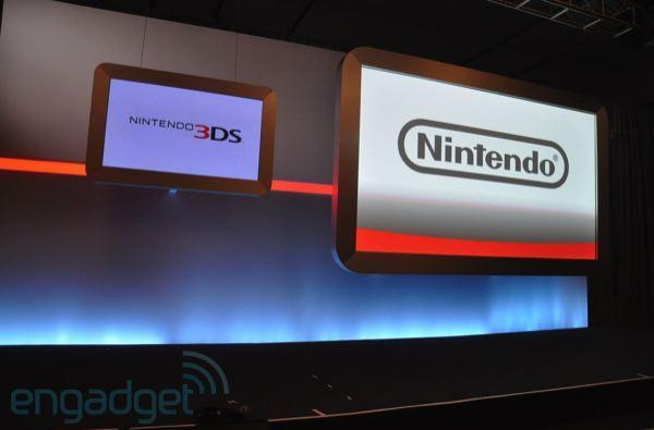 Live from Nintendo's 3DS preview with Reggie Fils-Aime