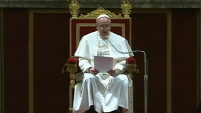 Pope Francis to Be Officially Inaugurated