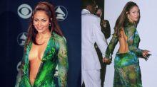 Vestido icônico de Jennifer Lopez vira caso de Justiça nos EUA