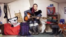 'Anaana's Tent' passes Inuit songs, legends, language to a new generation