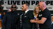 Floyd Mayweather not taking Conor McGregor's bait ahead of superfight