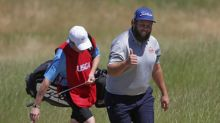 Andrew 'Beef' Johnston is the rock star of the U.S. Open