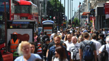 Population growth in the UK slows to lowest rate in a decade as migrants stay away after Brexit