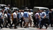 Jobless rate steady for a third month